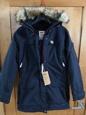 Fjallraven Nuuk Parka Black Coat Jacket size M Medium Women's New With Tags