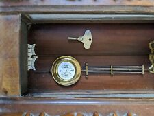 Antique Vienna wall clock project