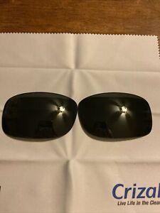 Genuine Maui Jim Peahi Polarized Gray Glass Lenses 65 Mm