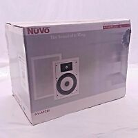 "New Old Stock | NUVO Technologies NV-AP28I AccentPLUS2 8"" In-Wall Speaker (Pair)"