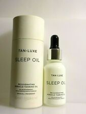 Tan-Luxe Sleep Oil Rejuvenating Miracle Tanning Oil (0.68 OZ.) *NOT SEALED*