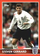 2005 Topps England #29 Steven Gerrard
