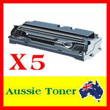 5 x Toner Cartridge for Samsung ML-1210 ML1210 ML 1210 and Lexmark E210