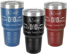 Thermal Tumbler Mug, Fathers Day Mug for Coffee, Water, Beer Cup