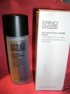Erno Laszlo Sea Mud Dual-Phase Wash Cleanser for Normal to Oily Skin NIB
