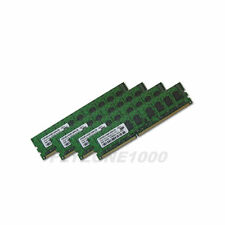 16GB Kit (4x4GB) DDR3 1333 ECC Memory RAM for Dell Precision T3500 T5500 T7500