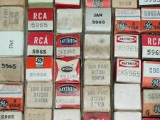 1 NOS 5965 Tube - Various Brands