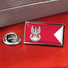 Polish Army Flag Lapel Pin Badge/Tie Pin