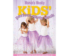 Kids' Perfect Party Book Women's Weekly new