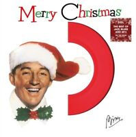 Bing Crosby MERRY CHRISTMAS (DOS759MB) 15 Songs MUSIC New Colored Vinyl LP