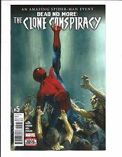 CLONE CONSPIRACY # 5 (Spider-Man: Dead No More, APR 2017) NM NEW