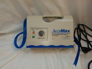 Encompass CU2 Quantum Convertible AccuMax Pressure Relief Control Unit Tested