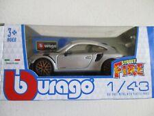 MINIATURE PORSCHE 911 GT2 RS B BURAGO 1/43°