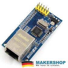 Wiznet W5500 Ethernet Shield SPI Adapter TCP UDP RJ45 Arduino ESP8266 Modul