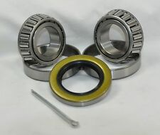 K1-100 2,000 lb.Trailer Bearing Kit L44643/10 L44643/10 Bearings 34823 Seal