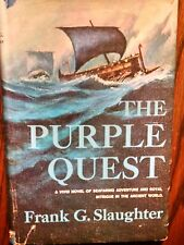 The Purple Quest by Frank Slaughter 1965