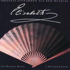 ELISABETH CD MUSICAL 26 TRACKS NEU