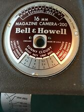 1951 Bell And Howell 16 Mm Magazine Camera 200