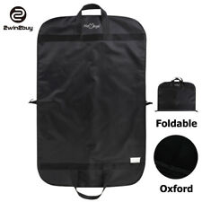 Foldable ZIPPER Travel Garment Suits Bag Cloth Coat Storage Cover Dust  Protector e07d10160e