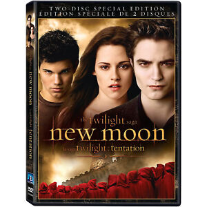 Twilight Saga: New Moon / La saga Twilight: Tentation (English/French, 2-Disc)