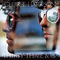 George Harrison - Thirty Three And 1/3 [CD]