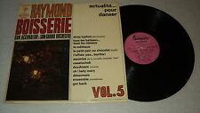 RAYMOND BOISSERIE 33 TOURS LP FRANCE BEATLES AZNAVOUR MOUSTAKI RICHARD ANTHONY