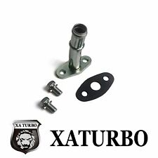 Turbo Oil Drain Return Pipe Kit Garrett Ball Bearing GT25 GT28 GT30 GT35