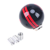 fit ford Mustang 5 Speed Racing Manual Gear Shift Knob Shifter Lever Gloss Black