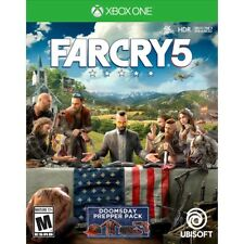 Far Cry 5 (Xbox One) FarCry 5 BRAND NEW SEALED Free Shipping