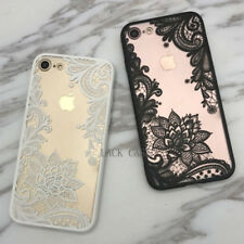 Sexy Lace Datura Paisley Mandala Henna Flower Case For iphone 7