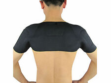 Magnetic Self-Heating Sports Shoulder Pad Belt Band Wrap Support Brace Protector