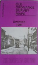 Old Ordnance Survey Detailed Maps Swinton  Yorkshire 1901 Godfrey Edition Offer