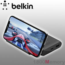 GENUINE Belkin Boost Up Charge Power Bank 10K + Retractable Stand Play Series
