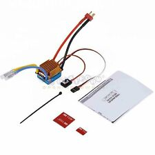 Waterproof Brushed ESC 320A 3S with 5V 3A BEC T-Plug For 1/10 RC Car