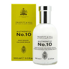 TrueFitt & Hill Authentic No 10 Finest Post Shave Cologne Balm  - 100ml
