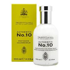TrueFitt & Hill Authentic No 10 Finest Post Shave Cologne Balm  - 100ml