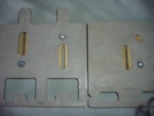 UNIVERSAL MORTISE AND TENON TEMPLATE JIG for JOINS JOINTS DOVETAIL (limited qty)