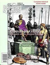 Strategy & Tactics No.165 - Caesar In Gallia - Mint & Unpunched