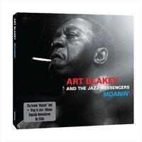 ART BLAKEY/ART BLAKEY & THE JAZZ MESSENGERS - MOANIN' NEW CD