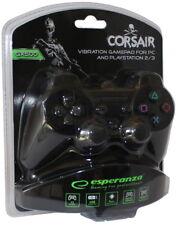Esperanza PS3 Controller Corsair Vibration PS 2 / Playstation 3 / PC EG106