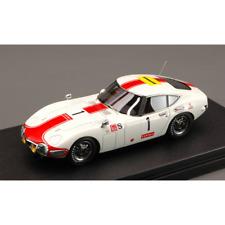 TOYOTA 2000GT N.1 FUJI 1967 1:43 Hpi Racing Auto Competizione Die Cast