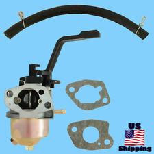 Lifan Platinum Carburetor w/ Gaskets Line for Lf4000Epl Lf4000Epl-Ca 4000 Gas