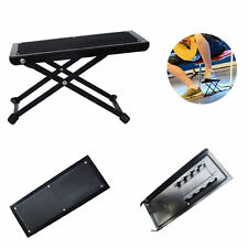 Guitar Foot Stool Rest Folding Adjustable Size for Acoustic Classic Guitar