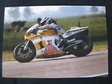 Photo HB Suzuki RG500 XR45 Gamma 1983 #1 Franco Uncini (ITA) Dutch TT Assen