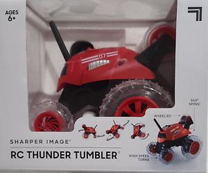 Sharper Image- RC Thunder Tumbler