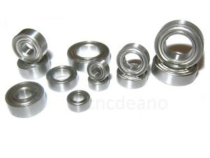 BEST QUALITY CARBON STEEL SMALL, MINIATURE AND MODEL BEARINGS FROM MR52 TO MR148
