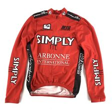 Dri-Fit Bicycle Jersey Shirt Small Zip Up Simply Fit Cycling Pearl Izumi