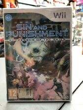 Sin And Punishment Successor of The Skies Ita WII NUOVO