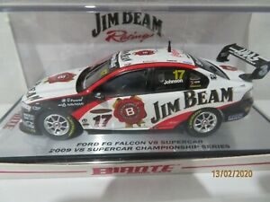 #1:43 FORD FG FALCON V8 SUPERCAR    2010 V8 SUPERCAR CHAMPIONSHIP SERIES