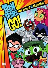 Teen Titans Go!: Mission To Misbehave [DVD] [2017][Region 2]